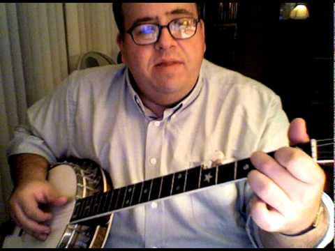 Old-Time Banjo Lesson - Marching Jaybird