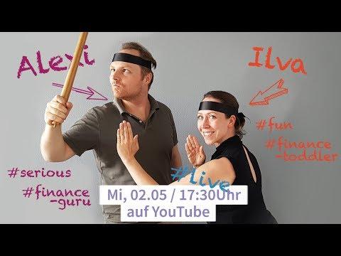"#2 How to ""Rente"" - Ninja-Style - Feierabendbier mit Finanzen - fairr.de"