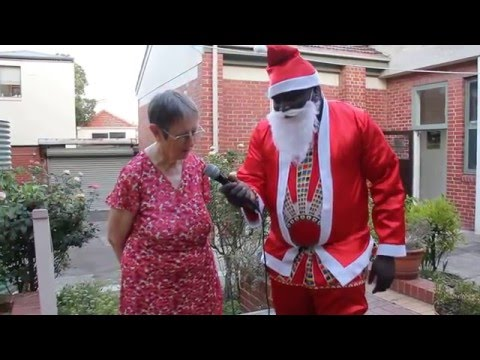 BRIGID ARTHUR'S CHRISTMAS MESSAGE TO AUSTRALIAN GOVERNMENT ABOUT ASYLUM SEEKERS IN DETENTIONS..