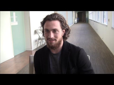 Aaron Taylor-Johnson Talks 'Avengers: Age Of Ultron' Spoilers, Joss Whedon, And More