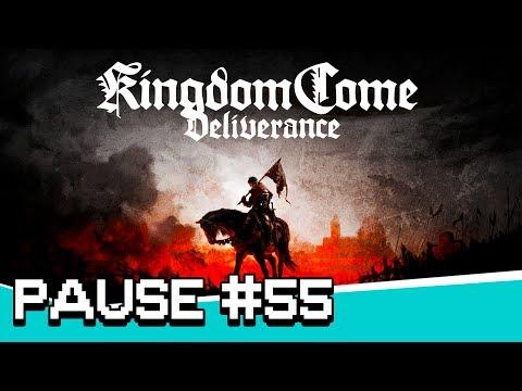 KINGDOM COME: DELIVERANCE, MONSTER HUNTER WORLD E SPLATOON 2 | PAUSE #55