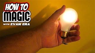 5 EASY Magic Tricks with Light!