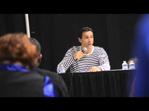 2013 Motor City Comic Con: Adrian Paul Highlander panel