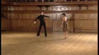 Paul Killick & Hanna Karttunen - Coaching Latin - Cha Cha