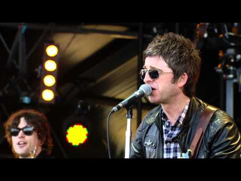 [HD 720p] FULL Noel Gallagher live @ Isle of Wight Festival 24-06-2012 amazing quality