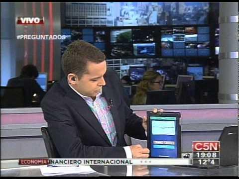 C5N -  TECNOLOGIA:PREGUNTADOS, LA APLICACION FUROR EN EL MUNDO