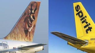Spirit Airlines vs Frontier Airlines