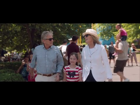 And So It Goes (Starring Michael Douglas and Diane Keaton) Movie Review