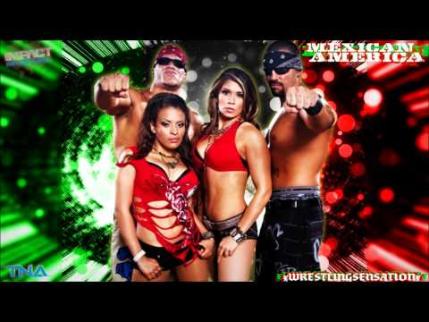 Mexican America 1st Tna Theme Song - stand Up [high Quality+download Link] video
