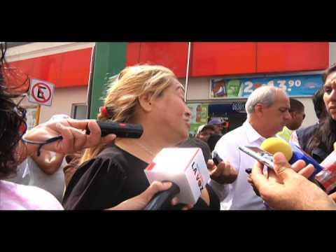 Protestan por decomisos en Reynosa