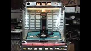 Rock-ola TEMPO2 JUKEBOX Restoration Finished Completely From JAPAN.