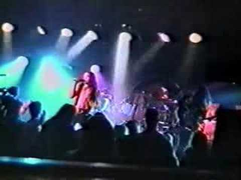 SAVATAGE-LIVE DAMIEN 1993 PHILADELPIA