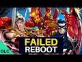 HEROES REBORN: Marvel Comics Failed Reboot