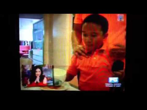 Kathryn Bernardo And Julia Montes on Kris Tv PART 1