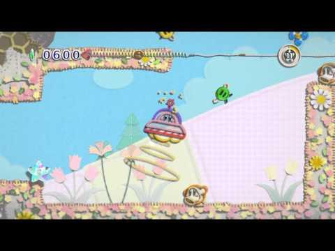 Kirby Epic Yarn (Wii) on PC - DOLPHIN (Wii emulator)