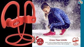 Mpow Flame Xmas Version Bluetooth Headphones Review