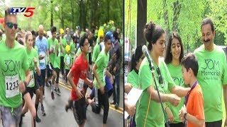 Om Memorial Conducts 5k Run And Walk For Cancer Awareness In New Jersey