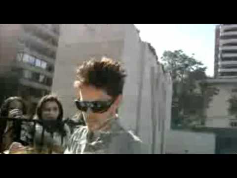 Jared Leto en Hotel (Chile 04.04.2011)