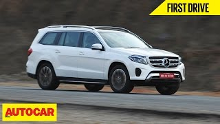 Mercedes GLS 350d | First Drive | Autocar India