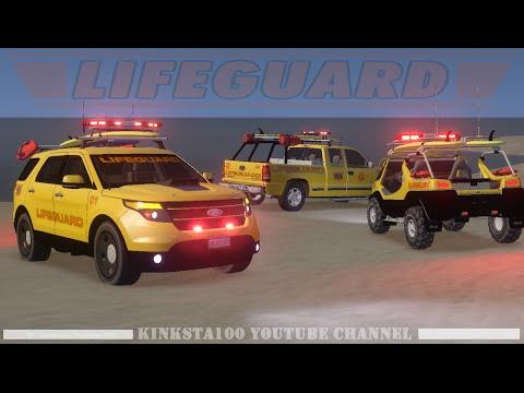 Gta 4 Lifeguard Mods ELS v8