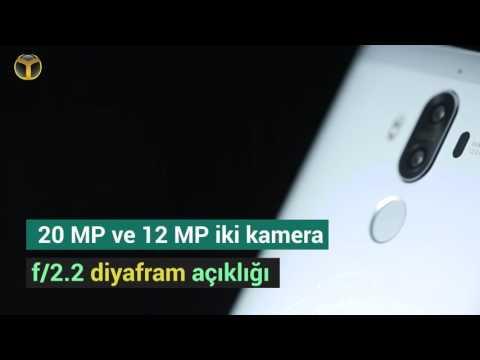 Huawei Mate 9 Hızlı Bakış