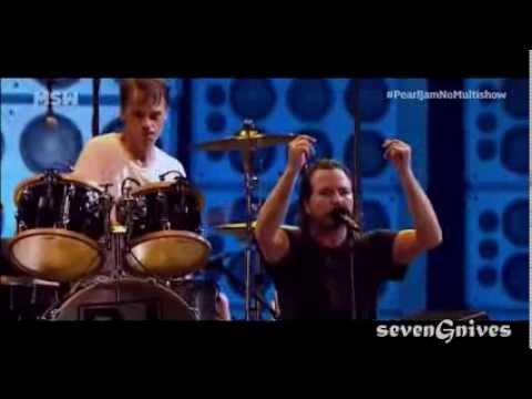Javier Diaz   Yellow Ledbetter with Eddie Vedder and Chris Cornell