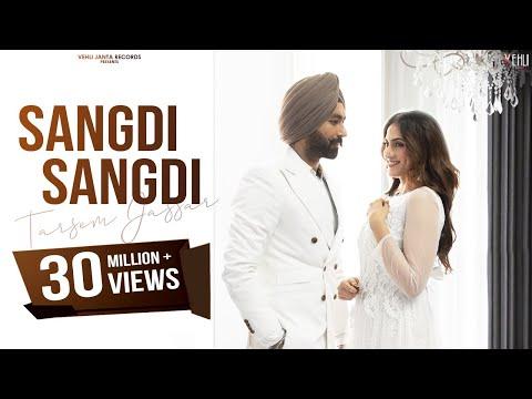 SANGDI SANGDI : TARSEM JASSAR (Official Video)   Nimrat Khaira   MixSingh   New Punjabi Songs 2020