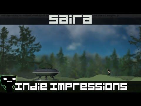 Indie Impressions - Saira