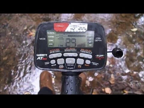 The New Garrett AT Max Metal Detector: An Aquachigger Update