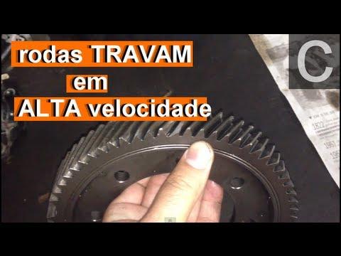 Dr CARRO Rodas Travam Violentamente a 120 km/h
