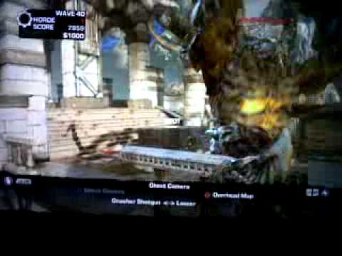gears of war 3 lambit Beserker glitch