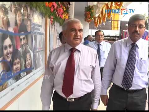 Bank Of India New Branch Launch