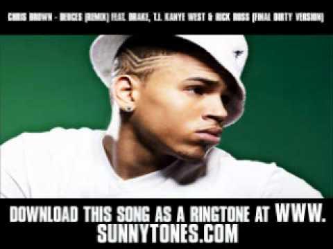 Chris Brown - Deuces Remix Ft Drake Andre 3000 Final Dirty Version [ New Video + Lyrics + Download ]