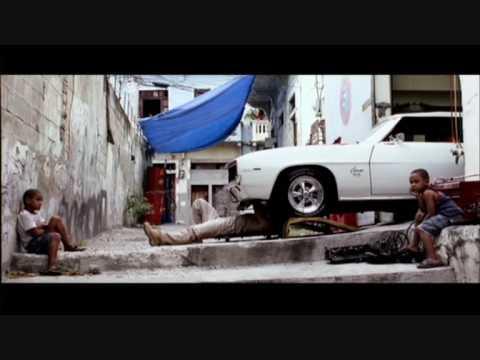 Los Bandoleros - Vin Diesel, Don Omar y Tego  parte1