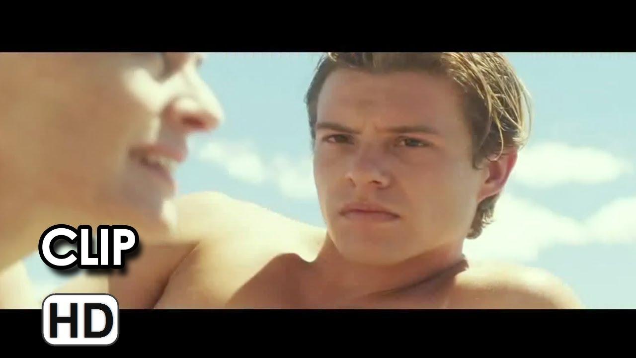 Xavier Samuel Adore Adore Movie CLIP- Dock  2013