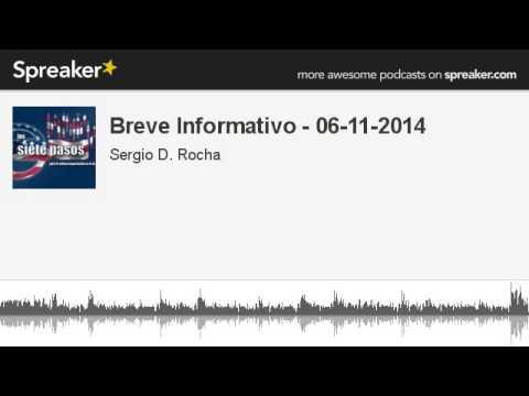 Breve Informativo - 06-11-2014 (made with Spreaker)