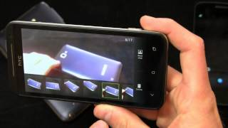 HTC EVO 4G LTE vs. Samsung Galaxy Nexus Part 2