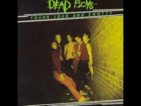 Dead Boys - Aint Nothing To Do