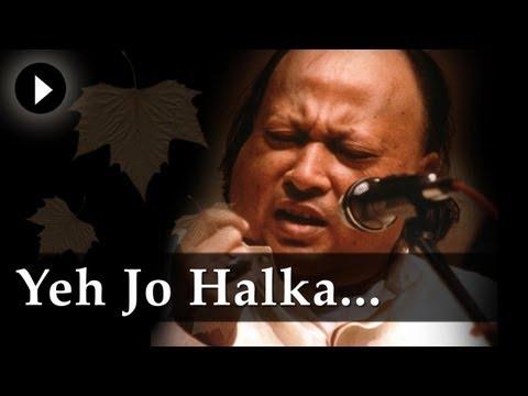 Nusrat Songs - Ye Jo Halka Halka Suroor Hai - Nusrat Fateh Ali...
