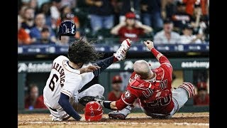 Marisnick Lucroy Collision...My Thoughts
