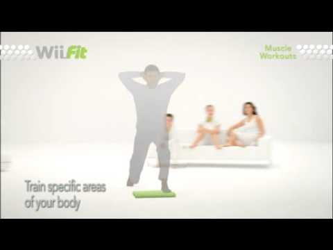 Wii Fit - New US Trailer - English