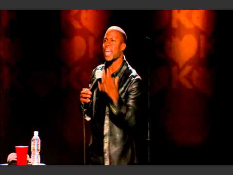 Kevin Hart Seriously Funny Uncensored 2010 Part 1 video