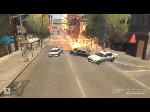 GTA 4 : Bad Rasta'