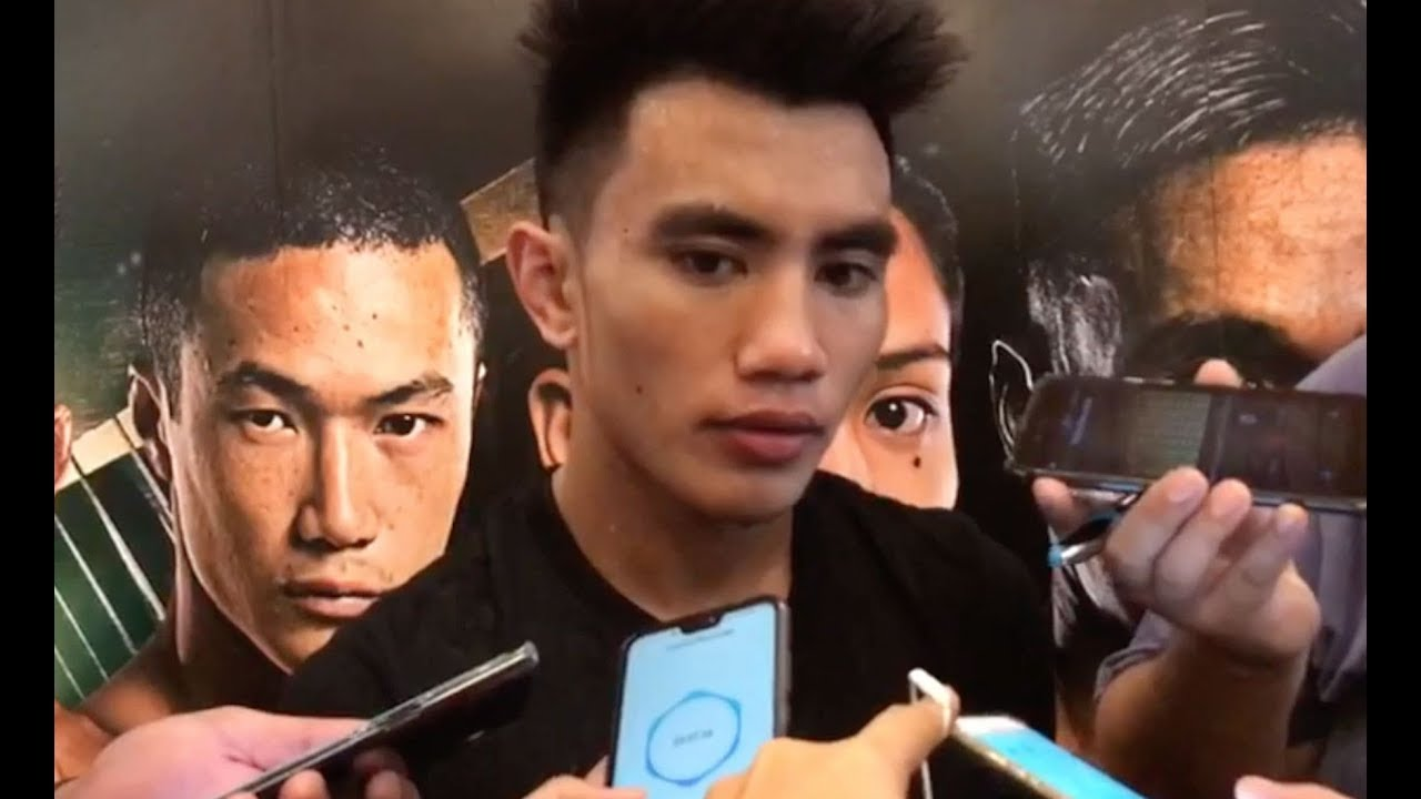 More confident Joshua Pacio faces Naito in ONE title rematch
