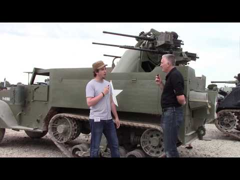 Military Aviation History on the Lack of Flying Tanks at Tankfest.