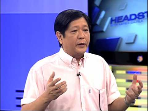 What Marcos plans not to do to Aquino if he wins