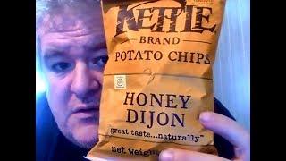 Kettle brand honey dijon potato chips