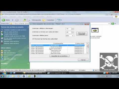 ESET Smart Security 5 con Activador De licencias.wmv