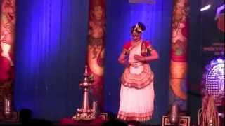 Mohiniattam by Dr.Methil Devika