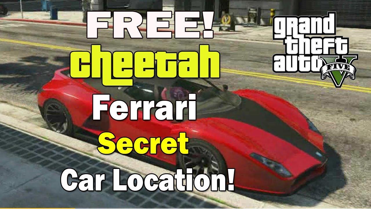 Gta 5 Free Cheetah Car Trick